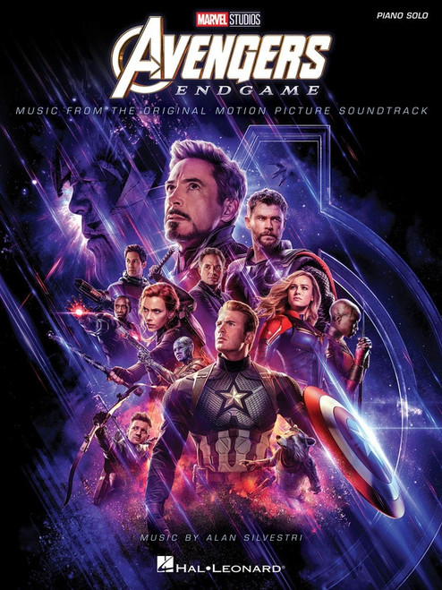 Avengers - Endgame Music from the Original Motion Picture Soundtrack
