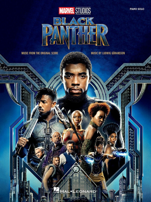 Black Panther Music from the Marvel Studios Motion Picture Score for Piano