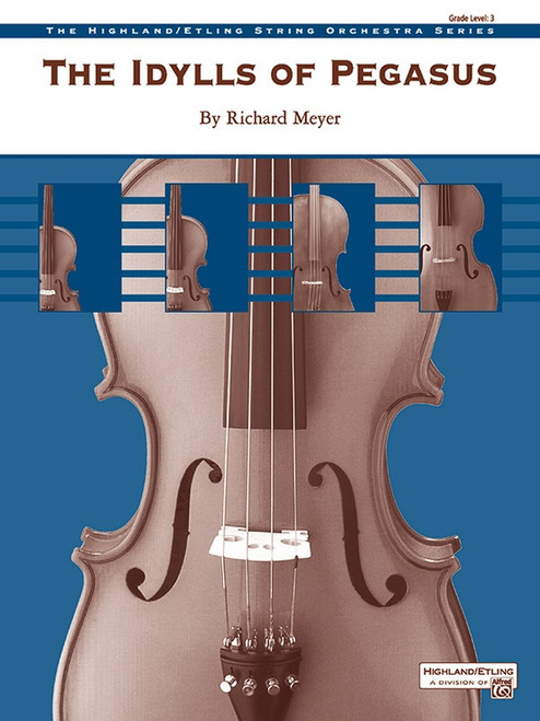 Meyer, Richard: The Idylls of Pegasus for String Orchestra