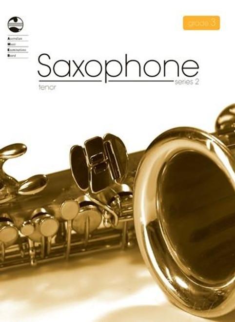 AMEB Tenor Saxophone Series 2 Grade 3