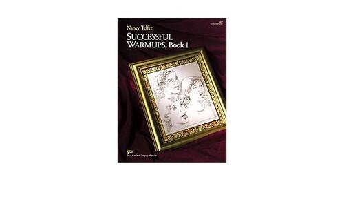 Telfer, Nancy: Successful Warm-ups Book 1