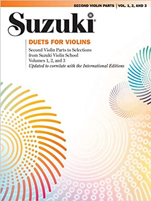 Suzuki Duets for Two Violins