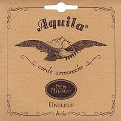 Aquila Soprano Ukulele Strings (Set) - Nylgut