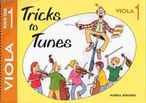 Tricks to Tunes Viola Book 1