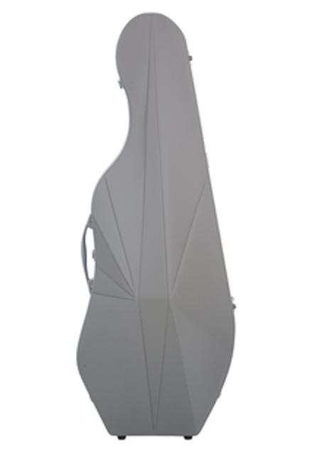 Cello Case BAM L'OPERA Hightech 'Softtouch' GREY