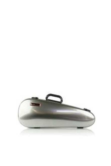 BAM HIGHTECH Cabin Violin Case - Silver Carbon