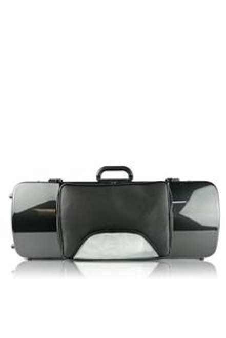Viola Case BAM HIGHTECH Oblong - with pocket Black Carbon