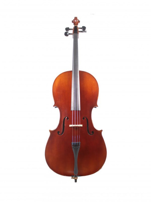 Schumann Prodigy 4/4 Cello Outfit (includes Bow, Soft Case, & Pro Set-Up)