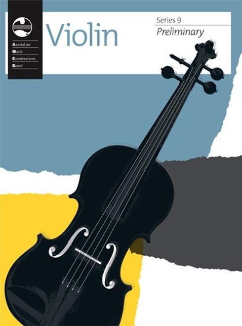 AMEB Violin Series 9 Preliminary Grade