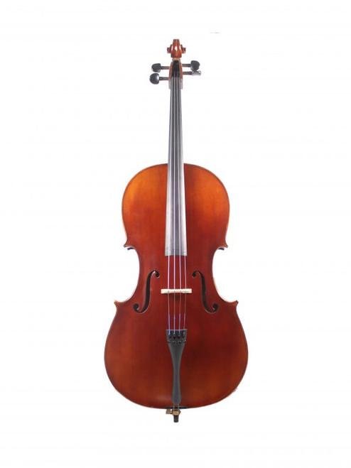 Schumann Prodigy 1/2 Cello Outfit (includes Bow, Soft Case, & Pro Set-Up)