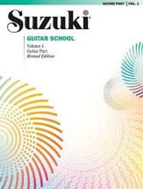 Suzuki Guitar School Volume 1 Revised Edition