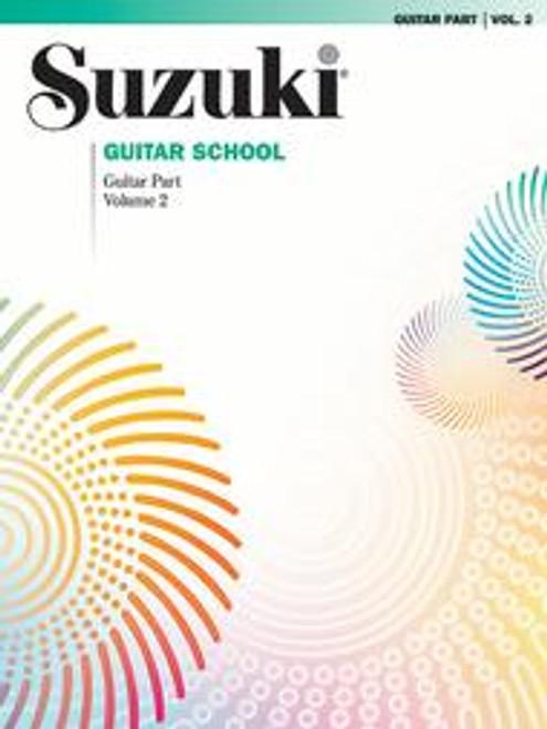 Suzuki Guitar School Volume 2 Revised Edition
