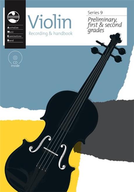 AMEB Violin Series 9 Preliminary to Grade 2 Recording & Handbook