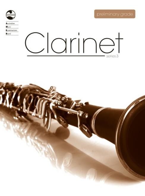 AMEB Clarinet Series 3 Preliminary Grade