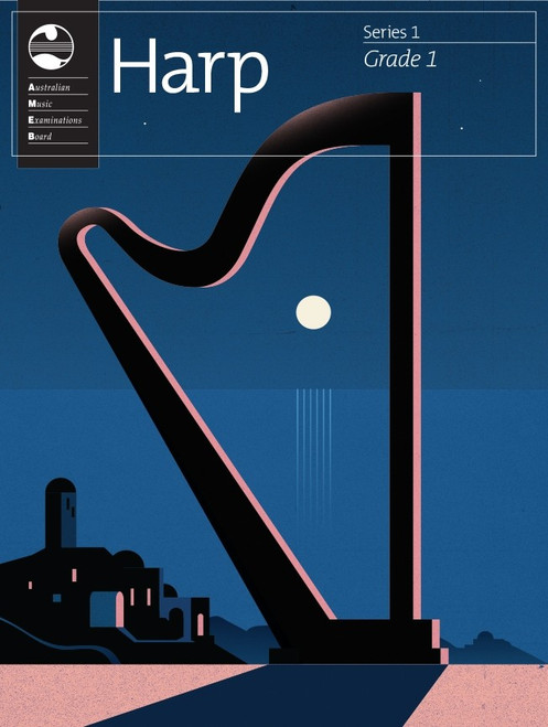 AMEB Harp Series 1 Grade 1