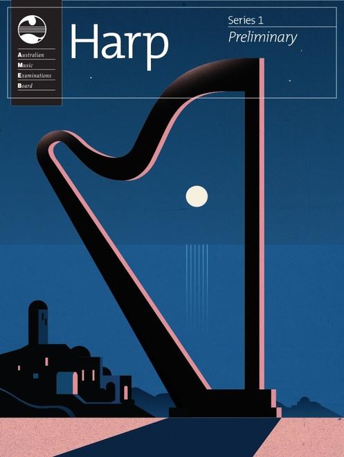 AMEB Harp Series 1 Preliminary Grade