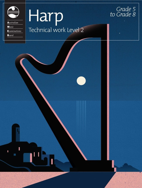 AMEB Harp Series 1 Technical Work Level 2