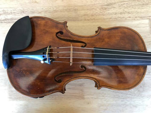Paul Ridden Australian made violin labelled Paul Sorensen no. 3004