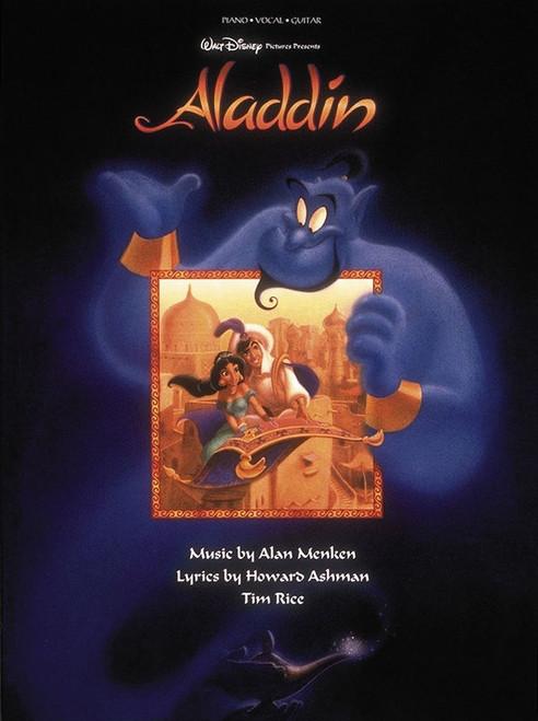 Aladdin (Original) for Piano/Vocal/Guitar