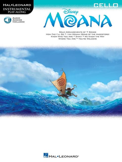 Moana for Cello