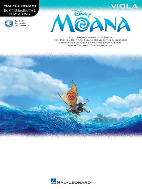 Moana for Viola