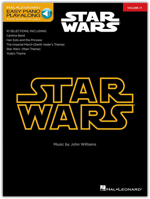 Star Wars for Easy Piano Play-Along