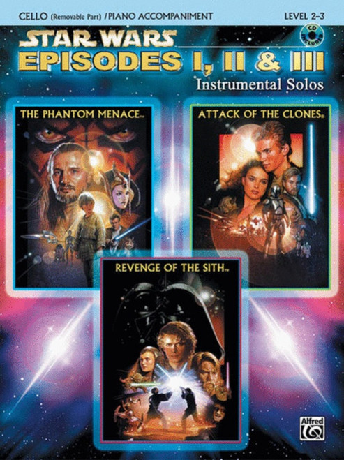 Star Wars Episodes I-III for Cello