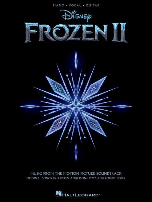 Frozen II for Piano/Vocal/Guitar