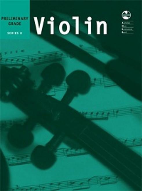 AMEB Violin Series 8 Preliminary Grade