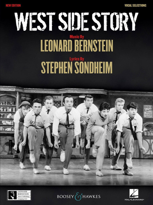 West Side Story Revised - Vocal Selections