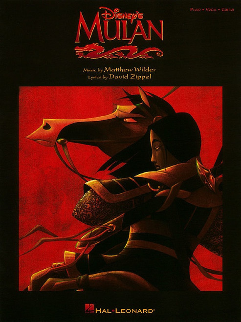 Mulan Piano/Vocal/Guitar