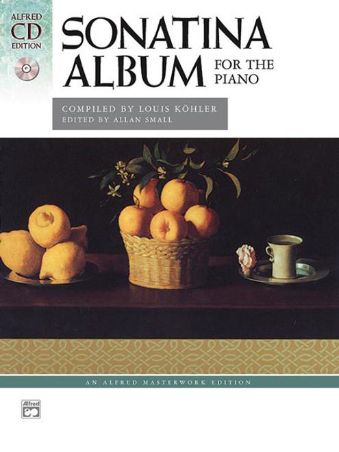 Sonatina Album BK/CD (Alfreds Ed)