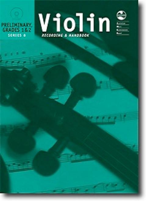 AMEB Violin Series 8 Preliminary to Grade 2 Recording & Handbook