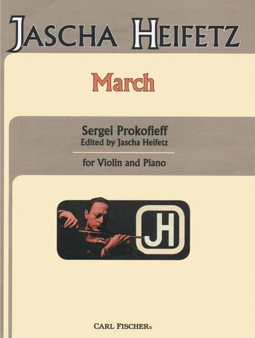 Prokofieff, Sergi: March from the Opera 'Love for Three Oranges'