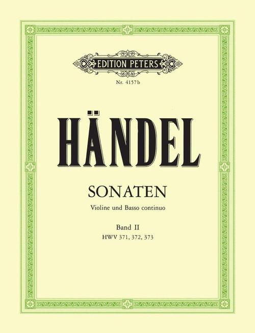 Copy of Handel, George Friederich: Sonatas Vol. 2