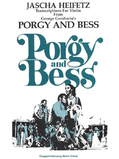 Heifetz, Jascha: Selections from Porgy and Bess