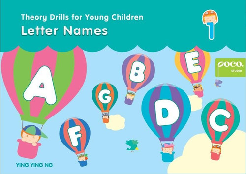 Poco Theory Drills: Letter Names