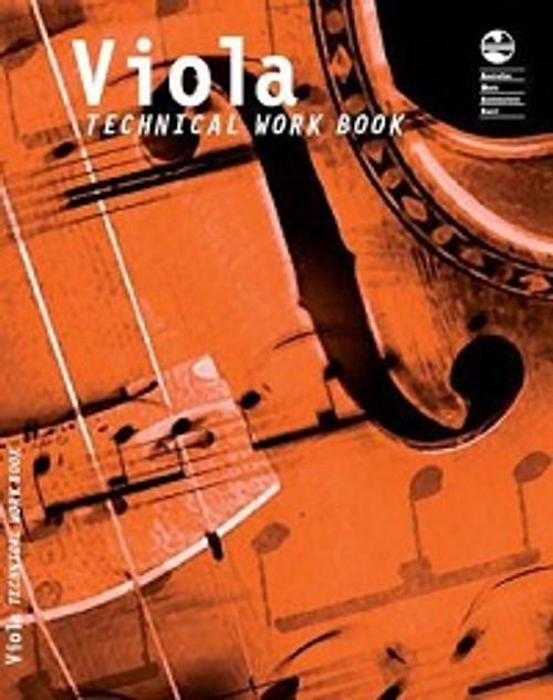 AMEB Viola Technical Work Book 2007 edition