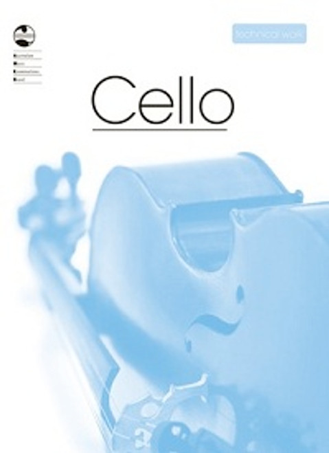 AMEB Cello Technical Work Book 2009 edition