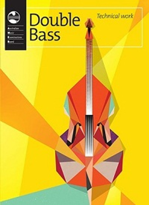 AMEB Double Bass Technical Work