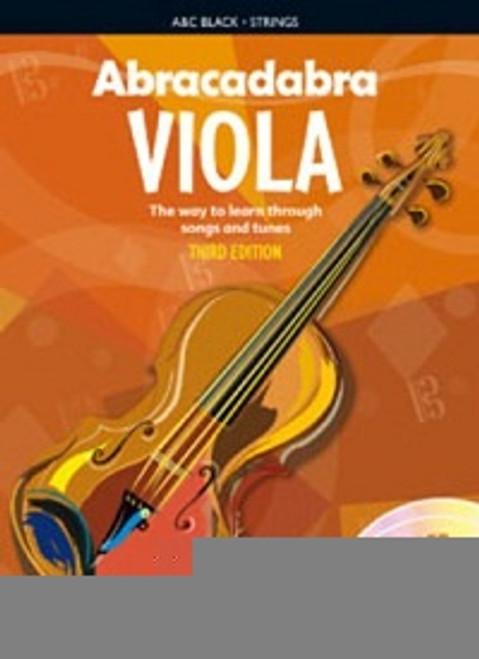 Abracadabra Viola 3rd Edition Book + 2CDs (Performance & Play-Along CD)