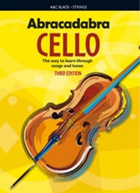 Abracadabra Cello 3rd Edition
