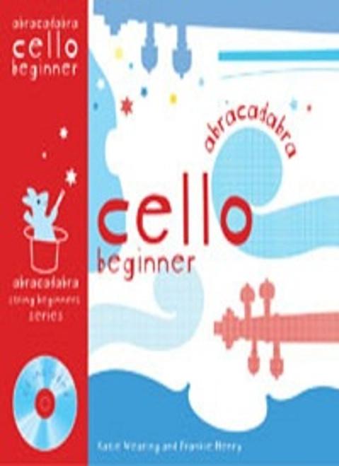 Abracadabra Cello Beginner Pupil's Book + Play-along CD