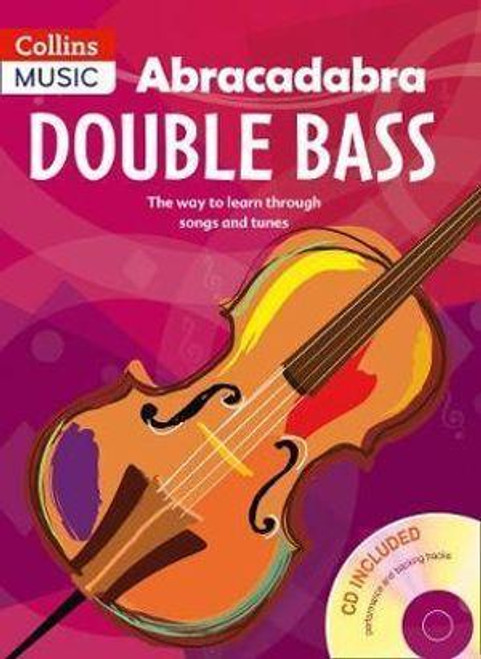 Abracadabra Double Bass BK/CD