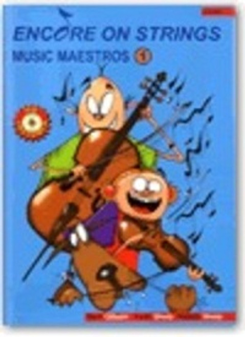 Encore On Strings Music Maestros 1 for Double Bass