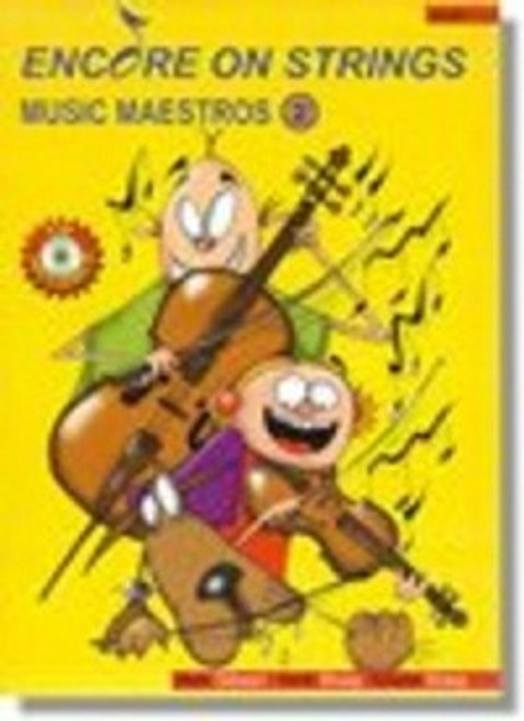 Encore On Strings Music Maestros 2 for Double Bass