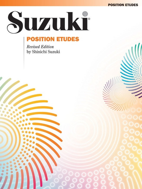 Suzuki Position Etudes for Violin