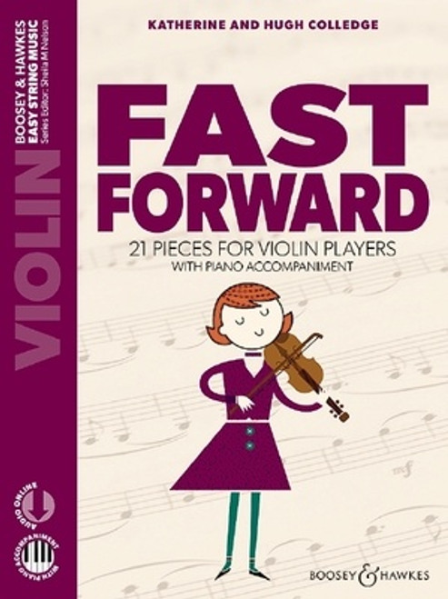 Colledge, Hugh & Katherine: Fast Forward for Violin & Piano