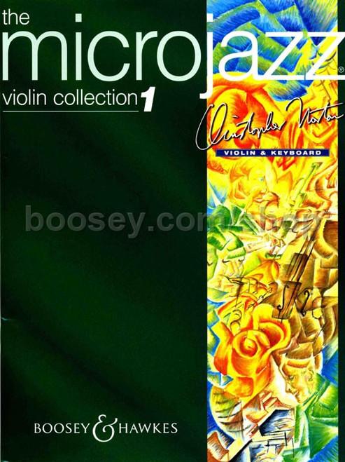 Norton, Christopher: Microjazz Violin Collection Volume 1 for Violin & Piano