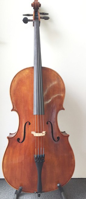 Struna Classroom 4/4 Cello Outfit (includes Bow, Soft Case & Pro Set-Up)